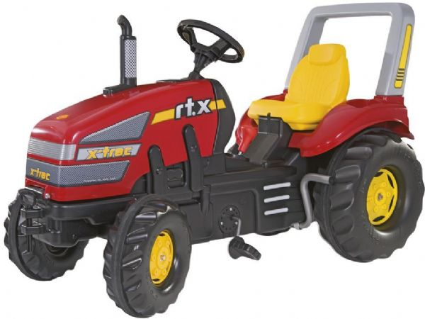 Image of   Rolly X-Trac pedal traktor - Rolly Toys 35564
