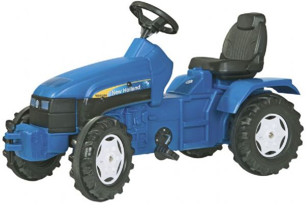Image of Rolly Farmtrac Classic NH TD 5050 - Rolly Toys 36219 (52-036219)