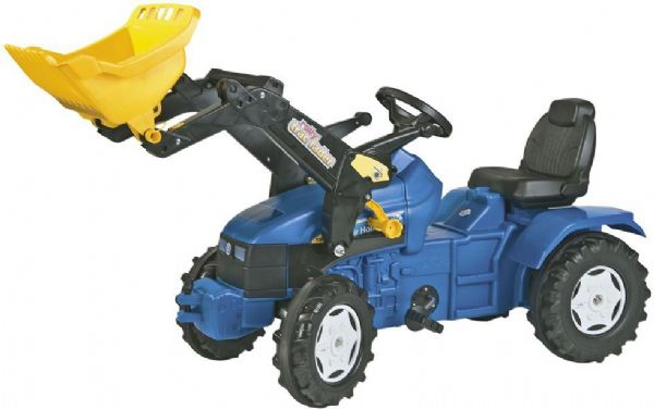 Image of   RollyFarmtrac Classic NH TD 5050 - Rolly Toys 46713
