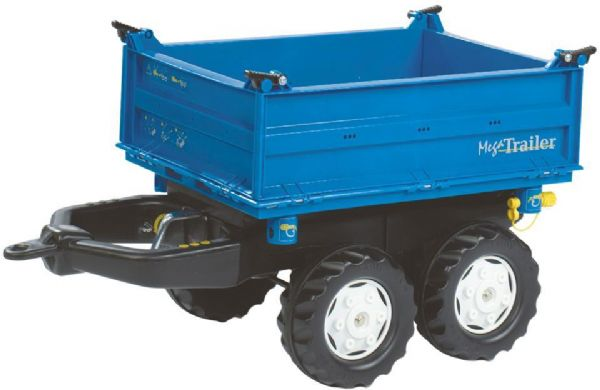 Image of   Rolly Mega Trailer - Rolly Toys 121106