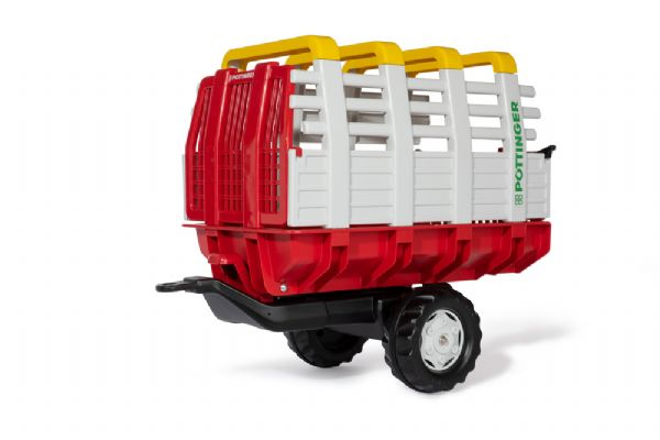 Image of   rollyHay Wagon Pöttinger - Rolly Toys tilbehør 122479