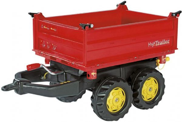 Image of   Rolly Mega Trailer - Rolly Toys 123001