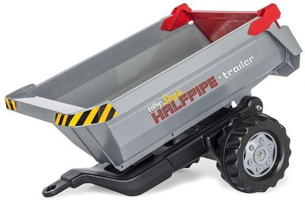 Image of   Rolly Halpipe Trailer - Rolly Toys 123193