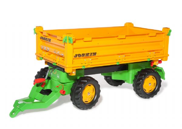 Image of   Rollymulti trailer joskin - Rolly toys trailer 123209