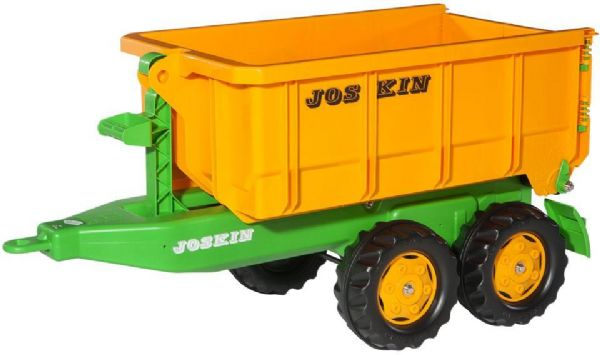 Image of   Rollycontainer joskin - Rolly toys trailer 123216