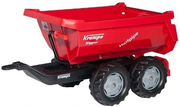 Image of   Rolly Halpipe Krampe Trailer - Rolly Toys 123230