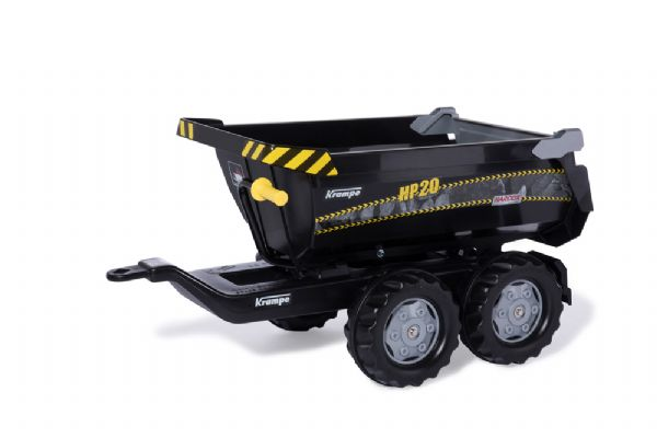 Image of   Rolly Halpipe Krampe HP20 Trailer - Rolly Toys 123261