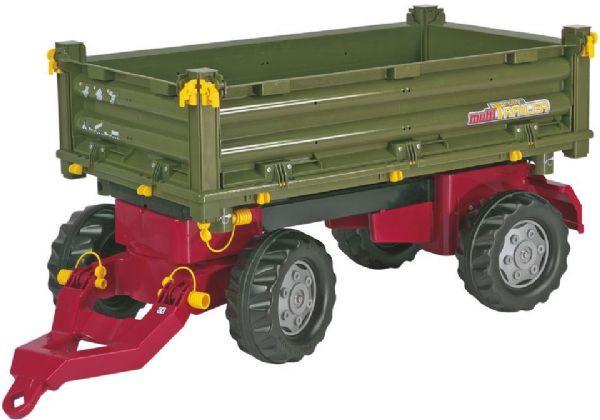 rolly toys Rolly multi trailer - rolly toys 125005 på eurotoys