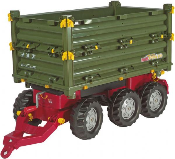 Image of   Rolly Multi Trailer - Rolly Toys 125012
