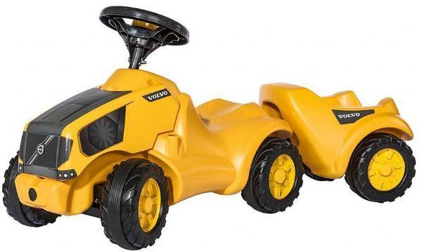 Image of Rolly Minitrac Volvo - Rolly Toys gå traktor 13256 (52-132560)