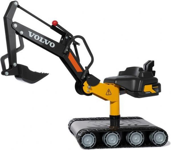 Image of   Rolly Digger Volvo XL - Rolly Toys 513222