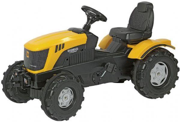 Image of RollyFarmtrac JCB 8250 Traktor - Rolly Toys 601004 (52-601004)
