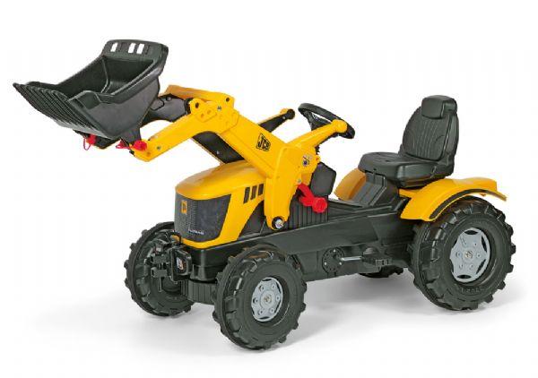 Image of   RollyFarmtrac JCB 8250 Traktor - Rolly Toys 611003
