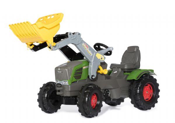 Image of   RollyFarmtrac Fendt Vario Traktor - Rolly Toys 611058