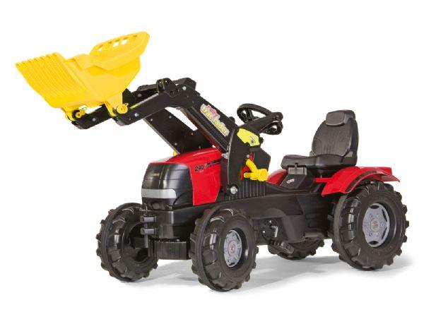 Image of   RollyFarmtrac Case Puma Traktor - Rolly Toys 611065