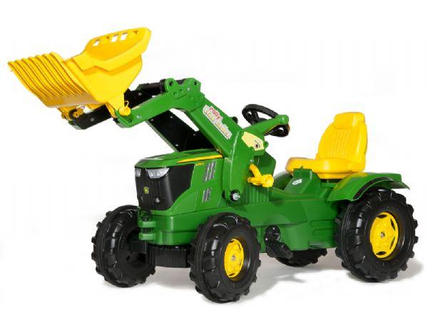 Image of   RollyFarmtrac John Deere 6210 R - Rolly Toys 611096
