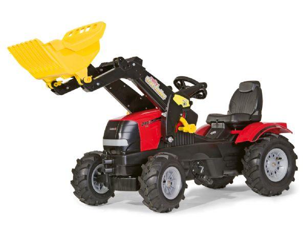 Image of   RollyFarmtrac Case Puma Traktor - Rolly Toys 611126