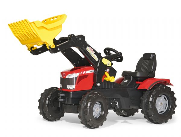 Image of   RollyFarmtrac MF 8650 - Rolly Toys 611133