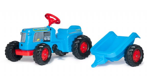 Image of   rollyKiddy Classic, blå - Rolly Toys 620012