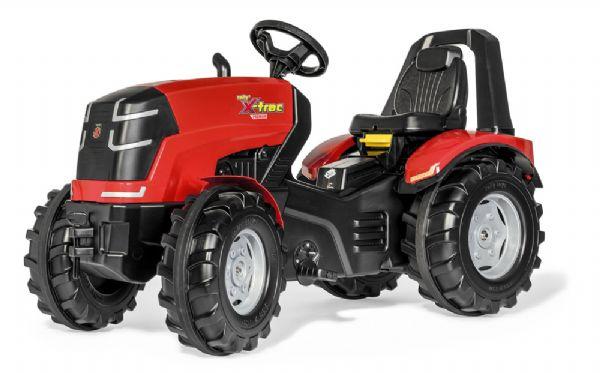 Image of   Rolly X-trac Premium Rød Traktor - Rolly Toys 640010