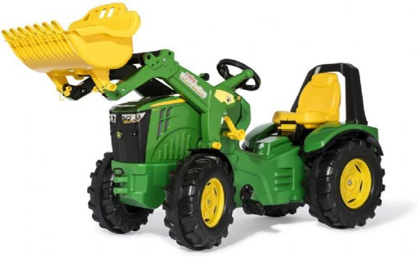 Image of   Rolly X-trac Premium John Deere 8400R - Rolly Toys 651047