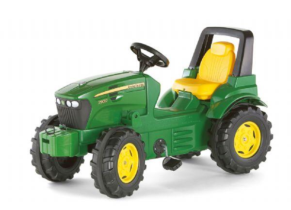Image of   RollyFarmtrac Premium John Deere Traktor - Rolly Toys 700028