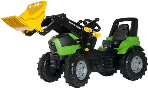 Image of   RollyFarmTrac Premium Deutz-Fahr Agotron - Rolly Toys 710034