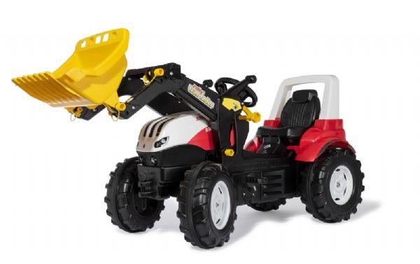 Image of   rollyFarmtrac Steyr 6300 Terrus CVT - Rolly Toys premium 710041