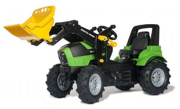 Image of   RollyFarmtrac Premium Deutz-Fahr Agotron - Rolly Toys 710133