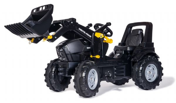 Image of   rollyFarmtrac Deutz-Fahr Warrior - Rolly Toys premium 710348