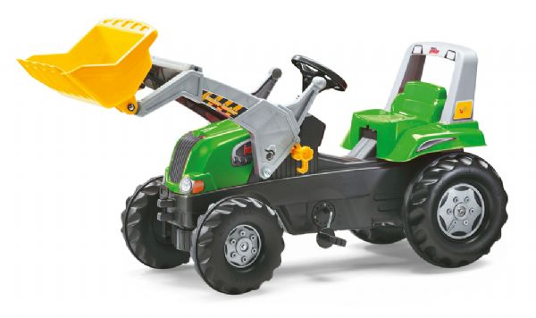 Image of   Rolly Junior Traktor m. frontskovl - Rolly Toys 811465