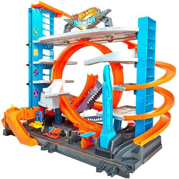 Image of   Hot Wheels Ultimate Mega Garage - Hot Wheels bane FTB69