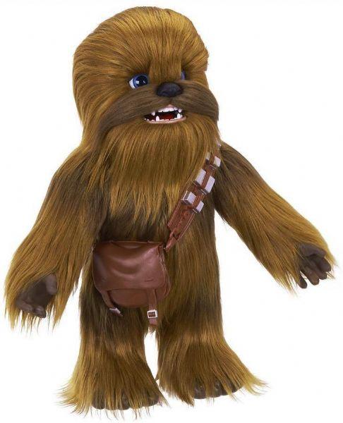 Image of Chewbacca Interaktiv Bamse - FurReal Chewie elektronisk bamse E0584 (64-0E0584)