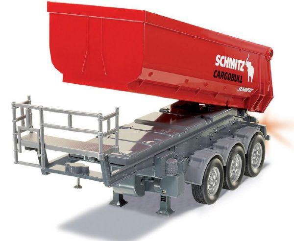 Image of Control tip trailer - Siku RC traktor 6727 (70-072700)