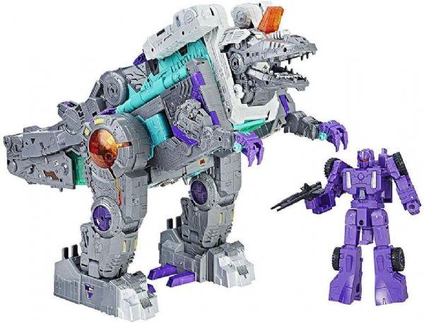 Image of Transformers Trypticon Titan Class - Transformers Titans Return figurer C1735 (74-0C1735)
