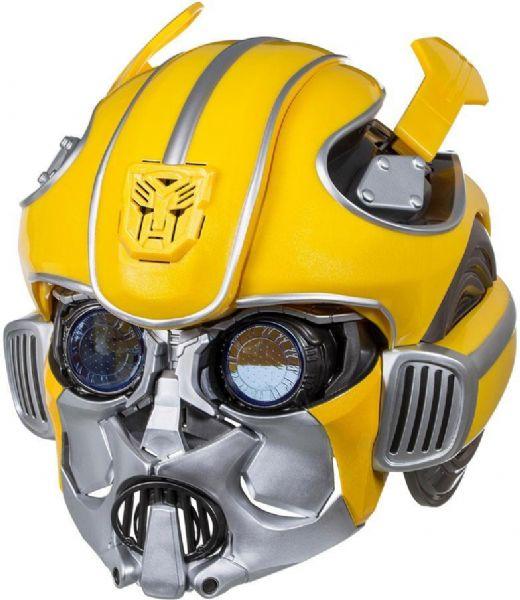 Image of Transformers Bumblebee Maske - Trans Formers udklædning hjelm E0704 (74-0E0704)