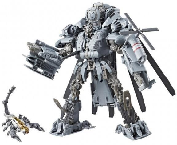 Image of   Transformers Blackout figur - Transformers figur E0980