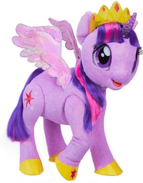 my little pony My magical princess twilight sparkle - my little pony the movie bamse c0299 på eurotoys
