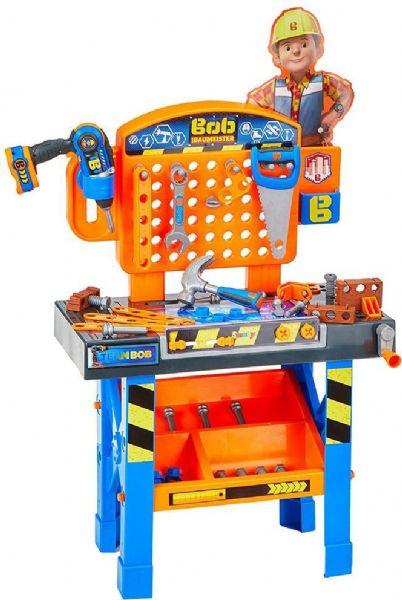 Image of Byggemand Bob Arbejdsbænk - Byggemand bob værktøjsbænk 360600 (84-360600)