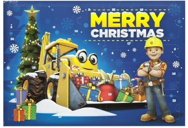 Image of   Byggemand Bob julekalender - Bob the builder 2017 kalender 627185