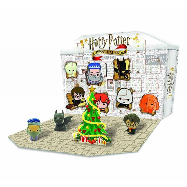 Image of   Harry Potter Julekalender - Harry Potter Ooshies Jul 786505