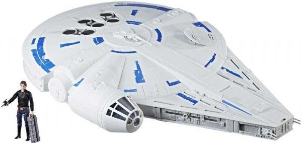 Image of Millennium Falcon Rumskib - Star Wars Figurer E0320 (92-0E0320)