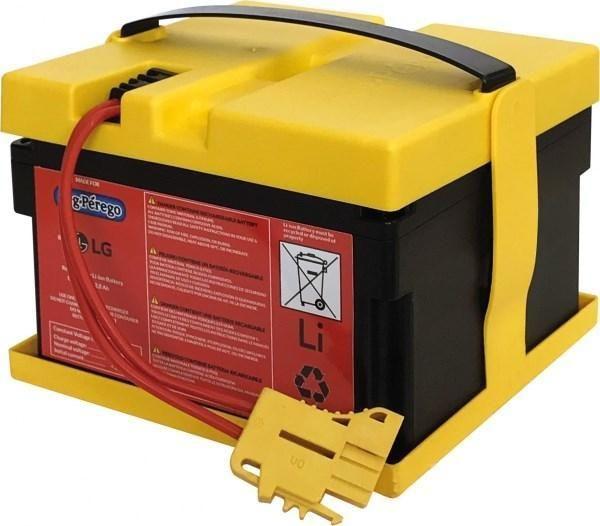Image of   24V-13Ah Lithium batteri - Peg Perego Gator HPX 6x4 24V 0041