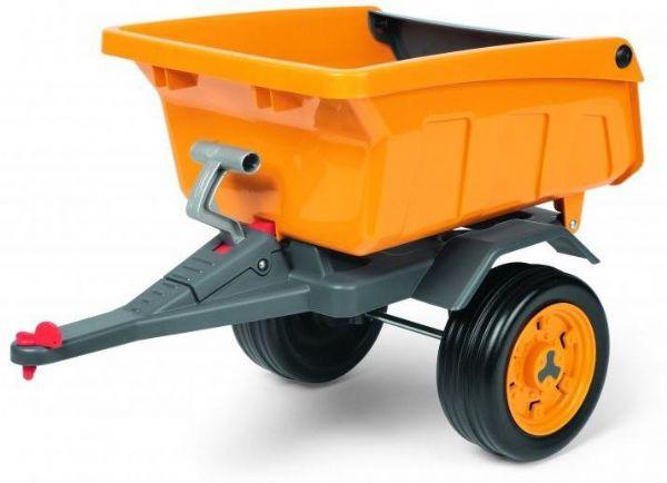 peg-pérego John deere construktion trailer - peg-perego elbiler tilbehør tr0948 på eurotoys
