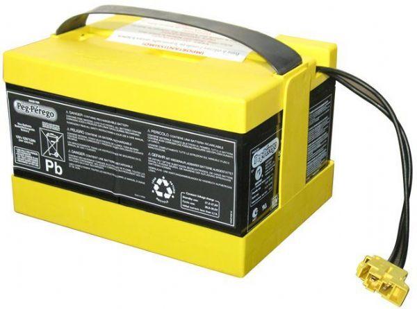 Image of   24V - 12Ah batteri Peg Perego - Peg-Pérego tilbehør 531373