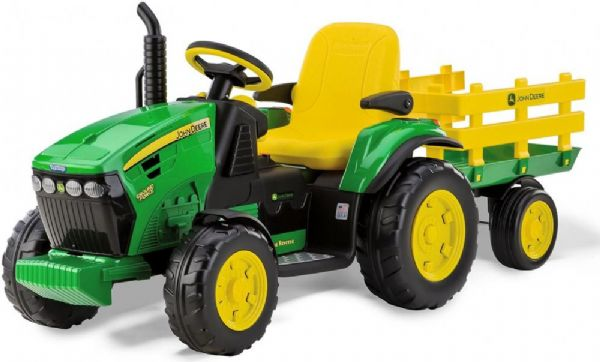 Image of Peg Perego John Deere Ground Force - 12V - Peg-Pérego elbil 532334 (94-323342)