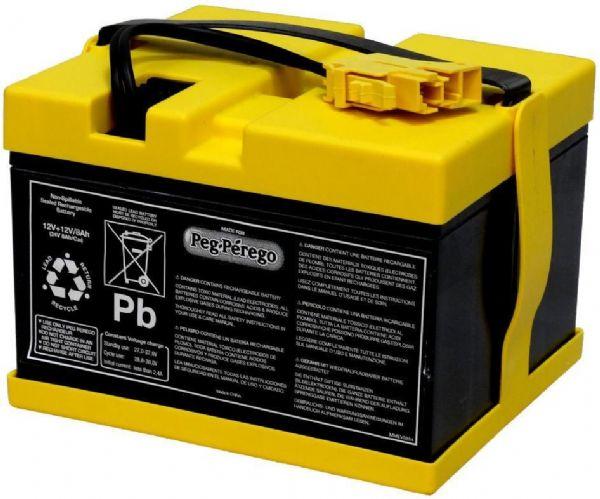 Image of   24V - 8Ah batteri Peg Perego - Peg-Pérego tilbehør 370537